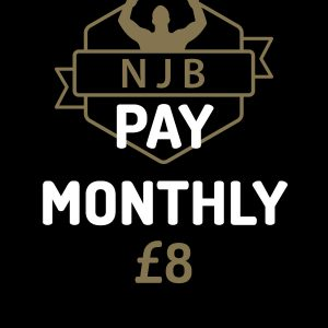 NJB - Full Subscription (Monthly)
